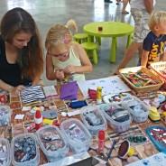 Naše kreativní dílny jsou určené pro děti i dospělé