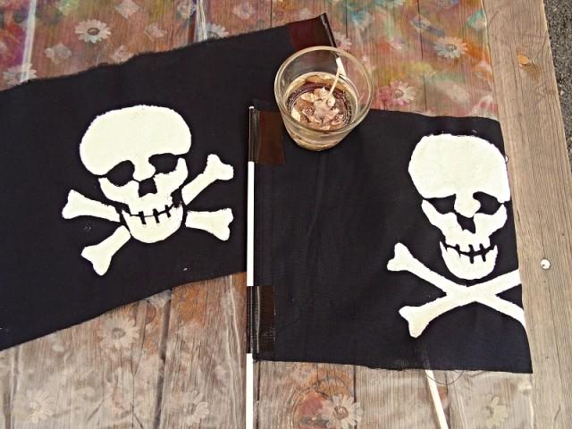Pirátská kreativní dílna
